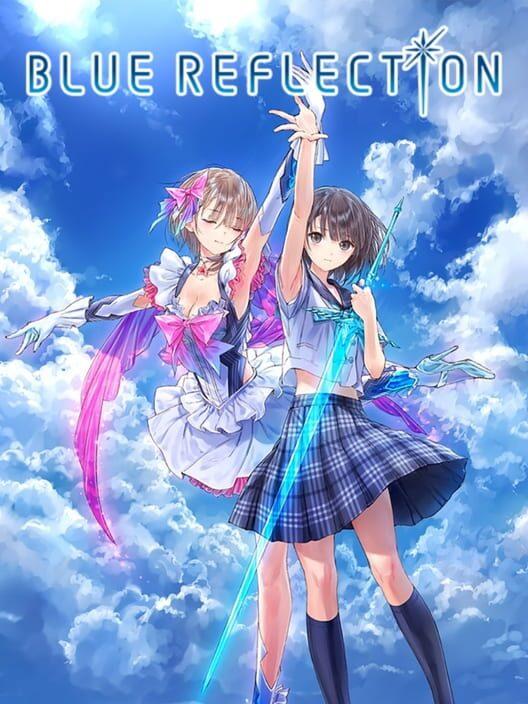 Omslag för Blue Reflection