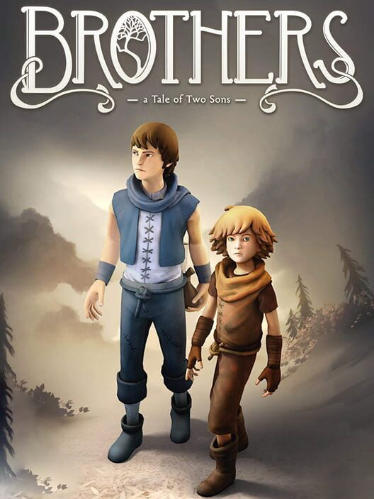 Omslag för Brothers: A Tale Of Two Sons
