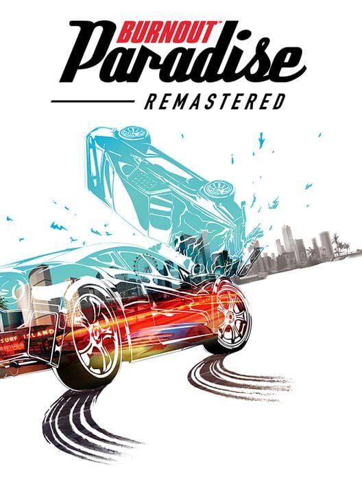 Omslag för Burnout Paradise Remastered