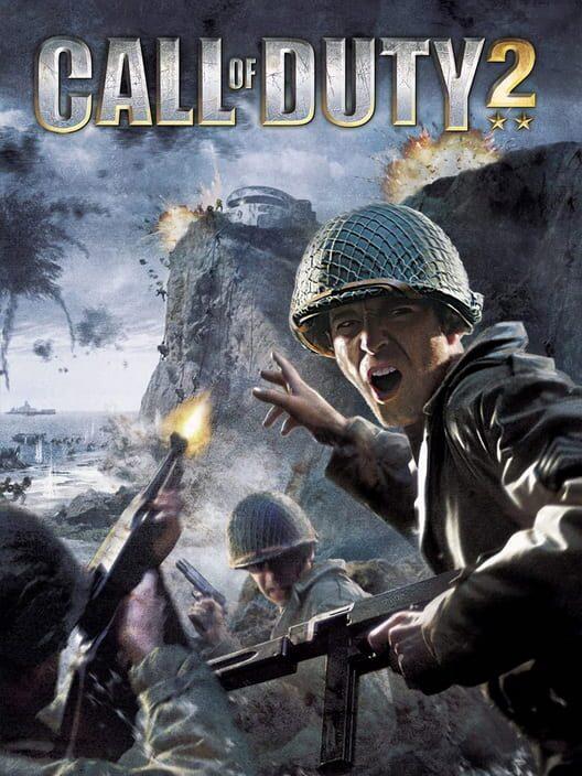 Omslag för Call Of Duty 2