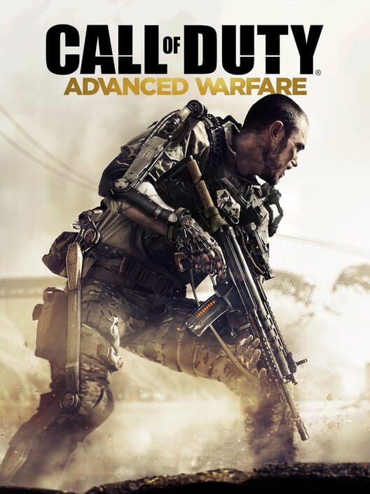 Omslag för Call Of Duty: Advanced Warfare