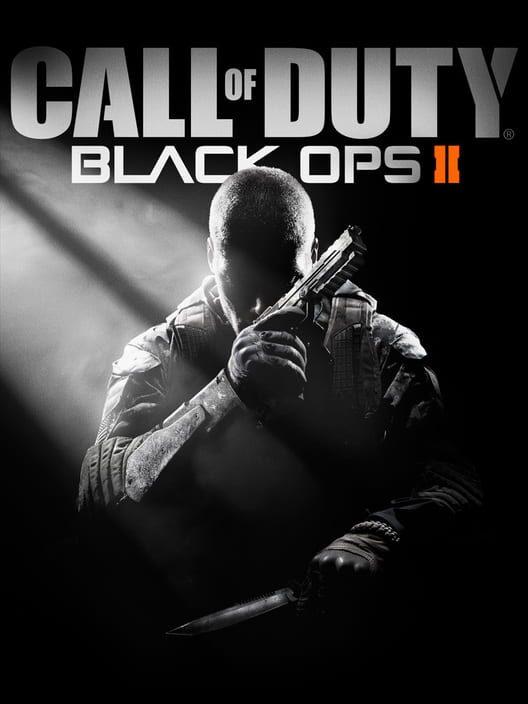 Omslag för Call Of Duty: Black Ops II
