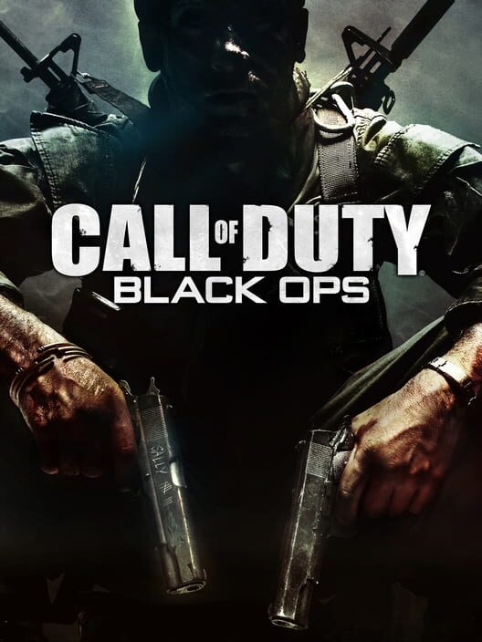 Omslag för Call Of Duty: Black Ops