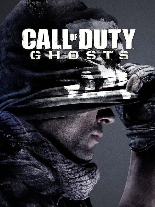 Omslag för Call Of Duty: Ghosts