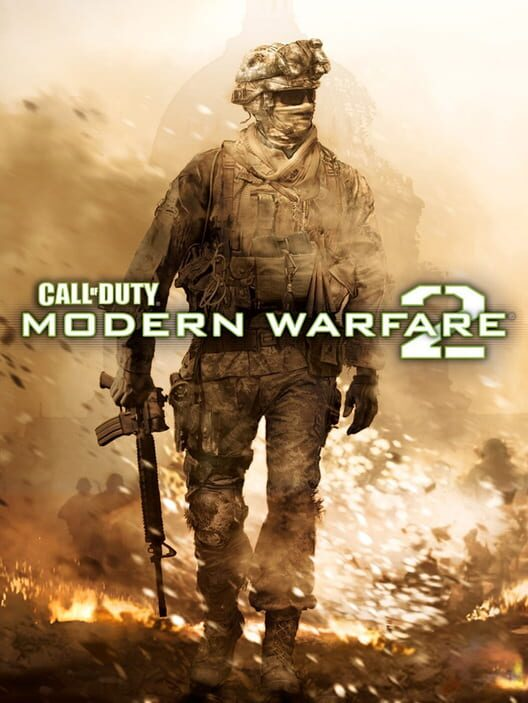 Omslag för Call Of Duty: Modern Warfare 2