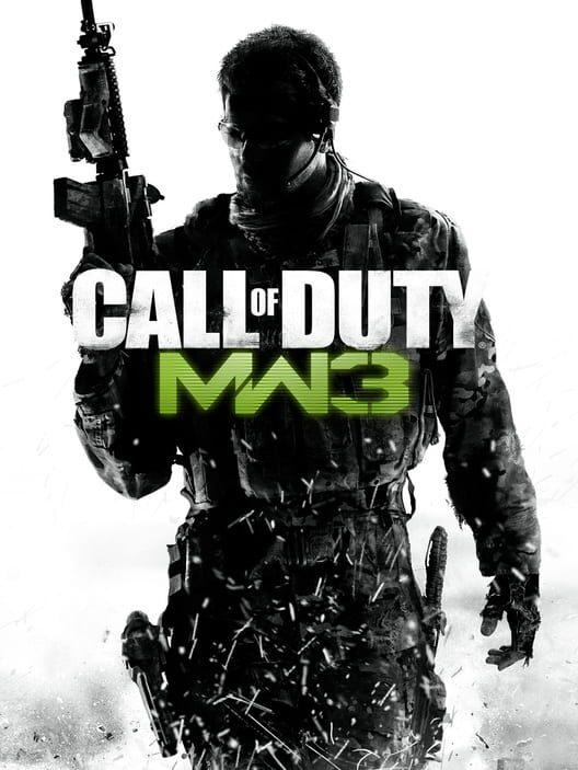 Omslag för Call Of Duty: Modern Warfare 3