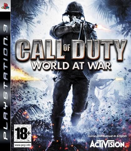 Omslag för Call Of Duty: World At War