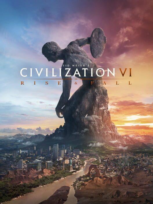 Omslag för Civilization VI: Rise And Fall