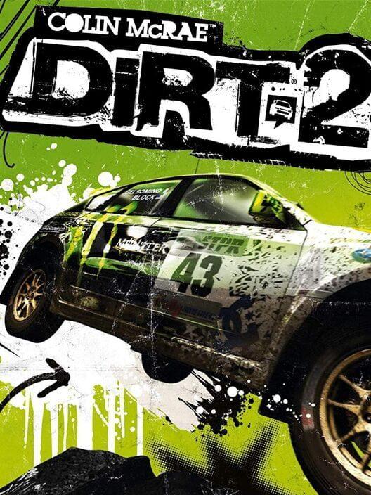 Omslag för Colin McRae: Dirt 2