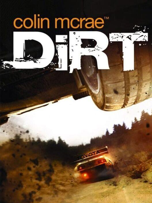 Omslag för Colin McRae: Dirt