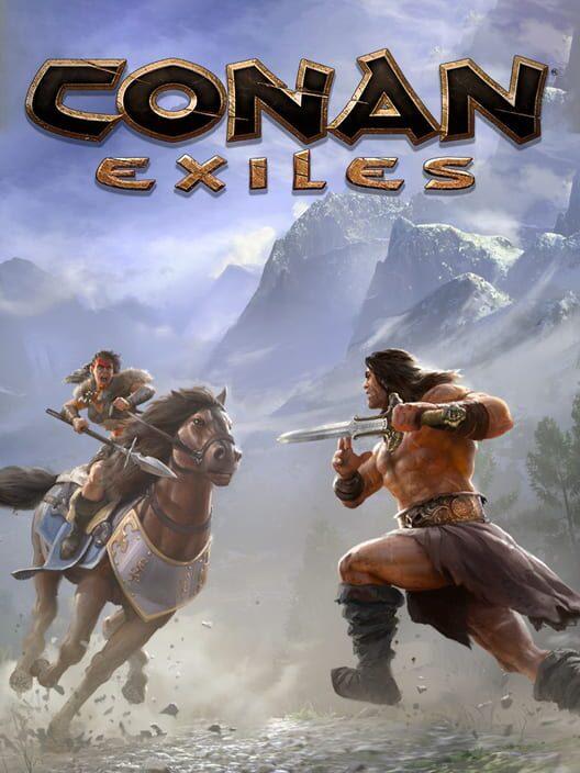 Omslag för Conan Exiles