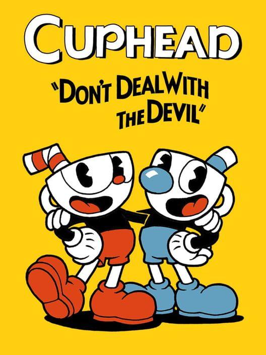 Omslag för Cuphead
