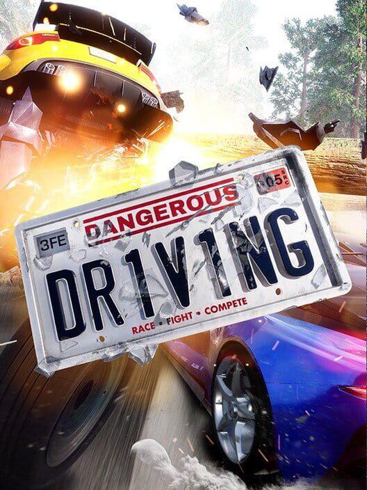 Omslag för Dangerous Driving