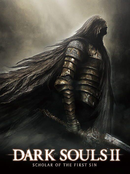 Omslag för Dark Souls II: Scholar Of The First Sin