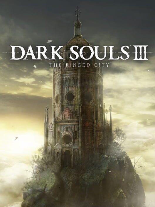 Omslag för Dark Souls III: The Ringed City