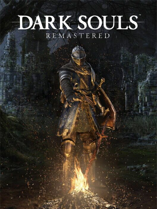 Omslag för Dark Souls: Remastered