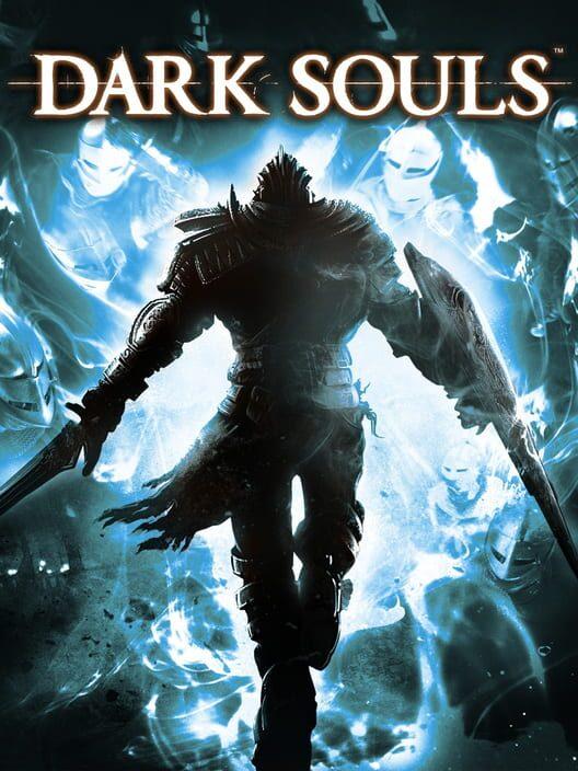 Omslag för Dark Souls