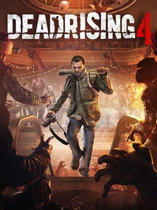 Omslag för Dead Rising 4