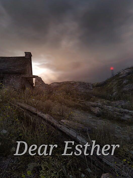 Omslag för Dear Esther