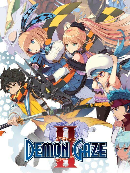 Omslag för Demon Gaze II