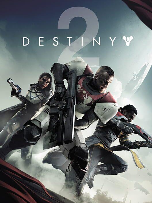 Omslag för Destiny 2
