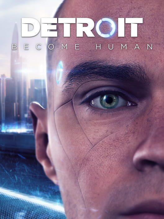 Omslag för Detroit: Become Human