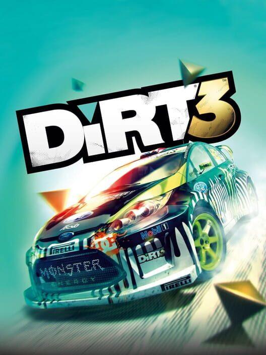 Omslag för Dirt 3