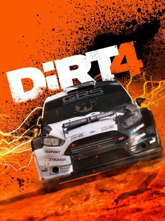 Omslag för Dirt 4