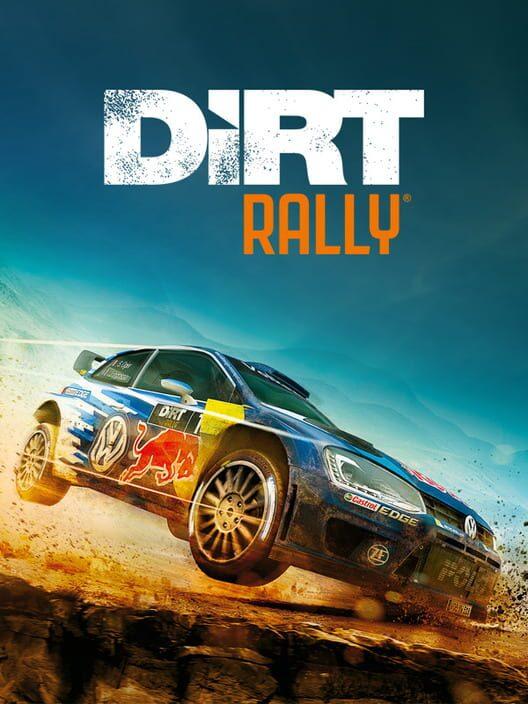 Omslag för Dirt Rally