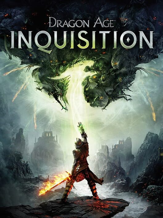 Omslag för Dragon Age: Inquisition