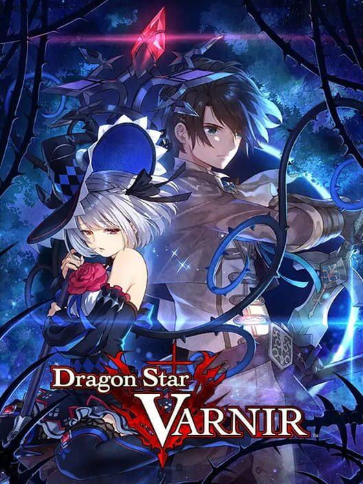 Omslag för Dragon Star Varnir