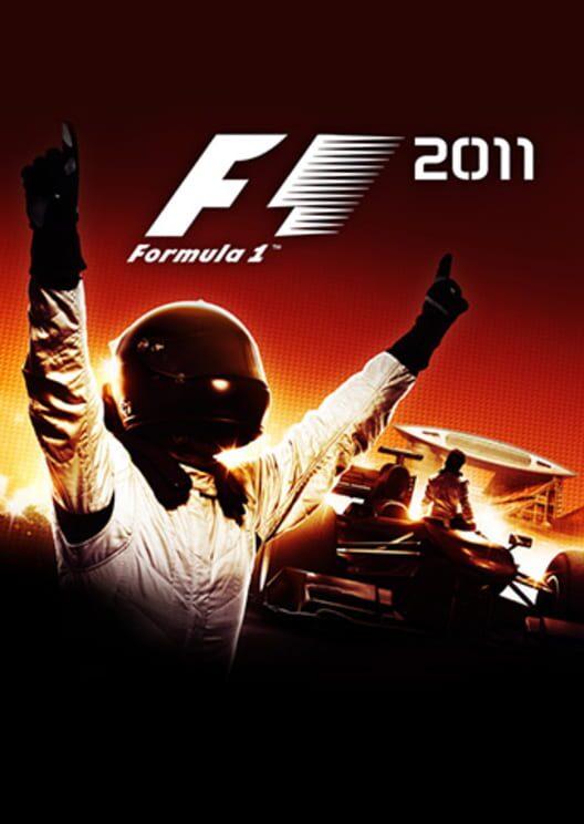 Omslag för F1 2011