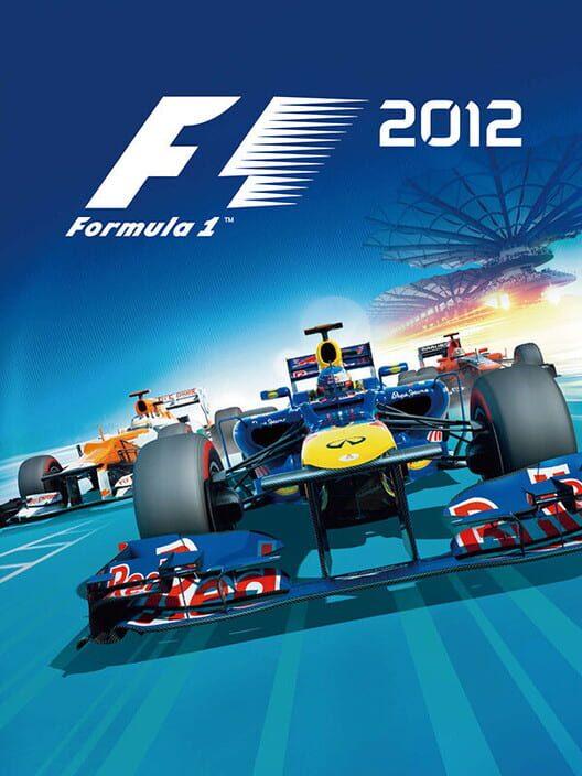 Omslag för F1 2012