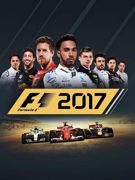 Omslag för F1 2017