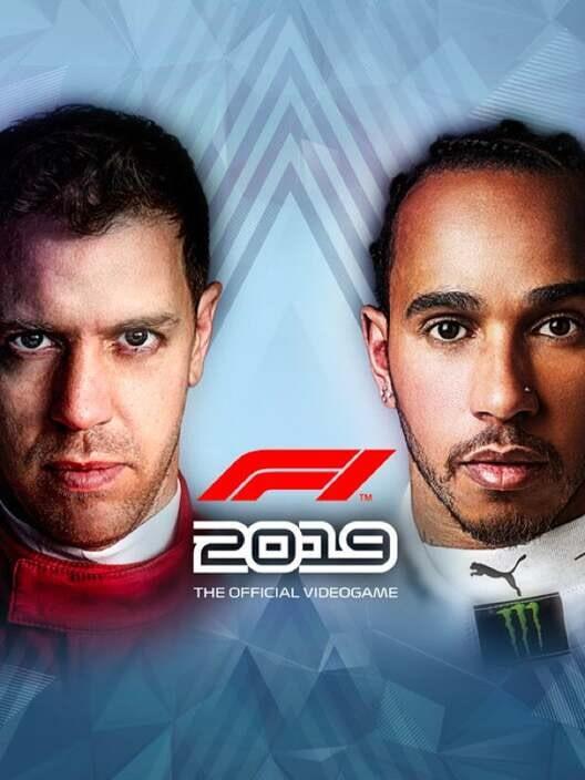 Omslag för F1 2019