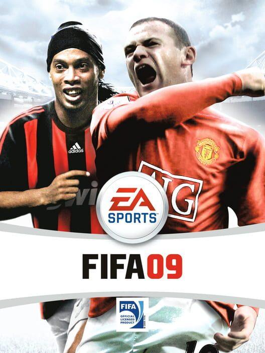 Omslag för FIFA 09