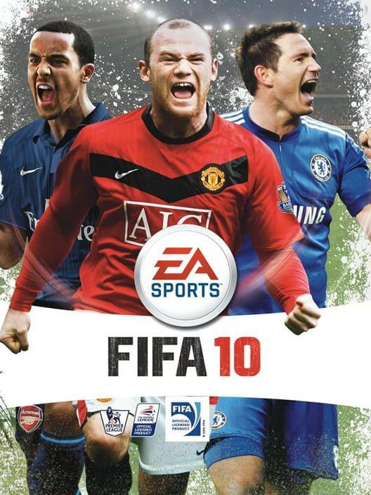 Omslag för FIFA 10