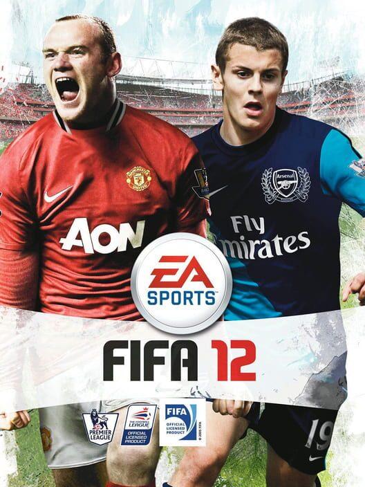 Omslag för FIFA 12