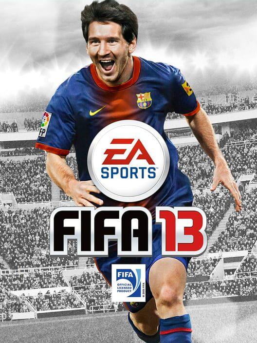 Omslag för FIFA 13