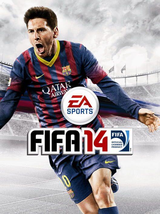 Omslag för FIFA 14