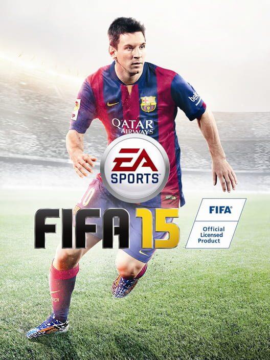 Omslag för FIFA 15