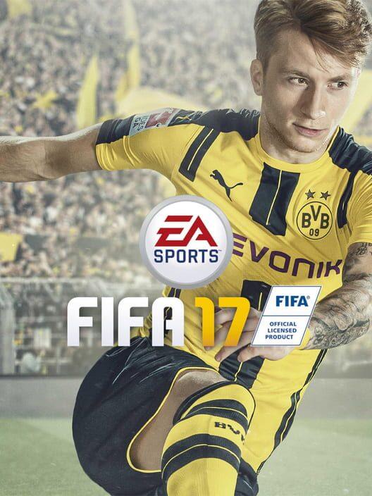 Omslag för FIFA 17