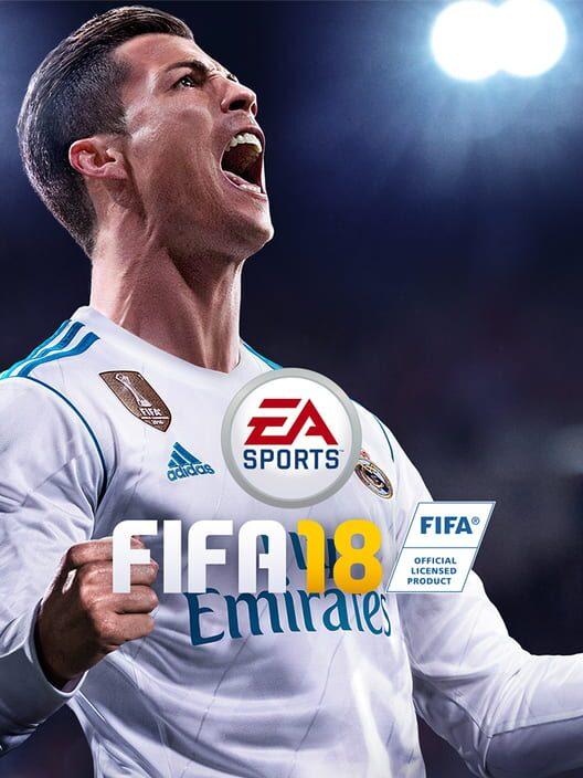 Omslag för FIFA 18