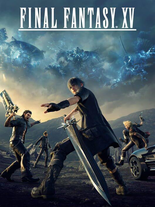 Omslag för Final Fantasy XV