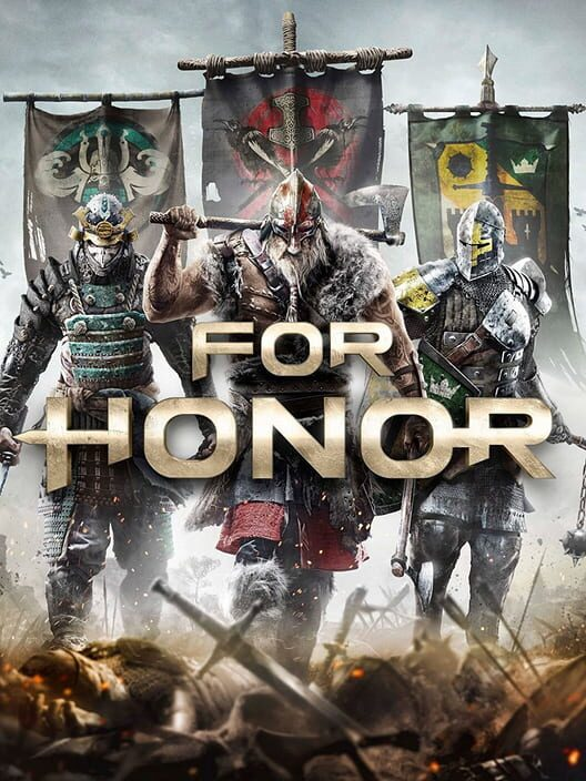 Omslag för For Honor
