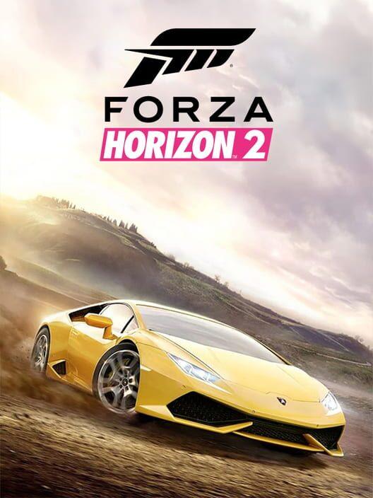 Omslag för Forza Horizon 2
