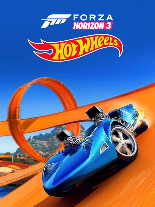 Omslag för Forza Horizon 3: Hot Wheels