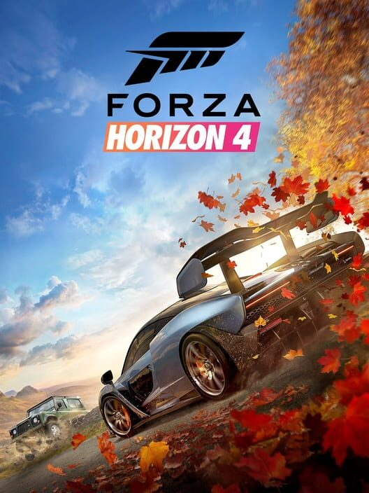 Omslag för Forza Horizon 4