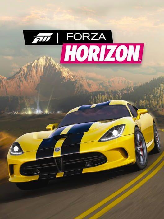 Omslag för Forza Horizon