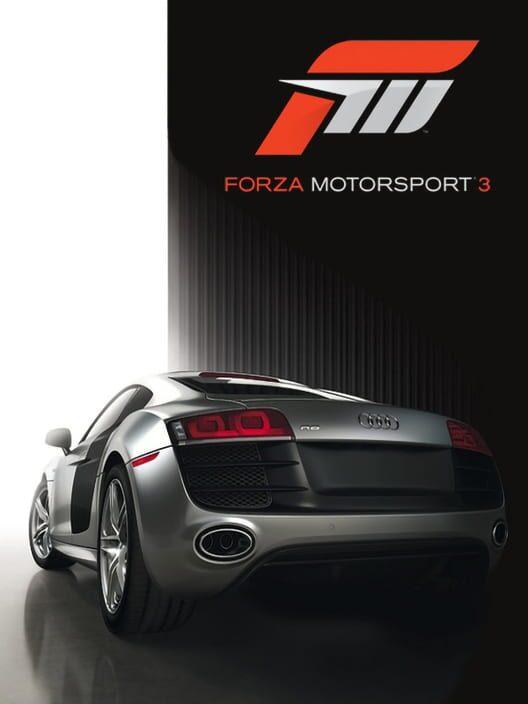 Omslag för Forza Motorsport 3